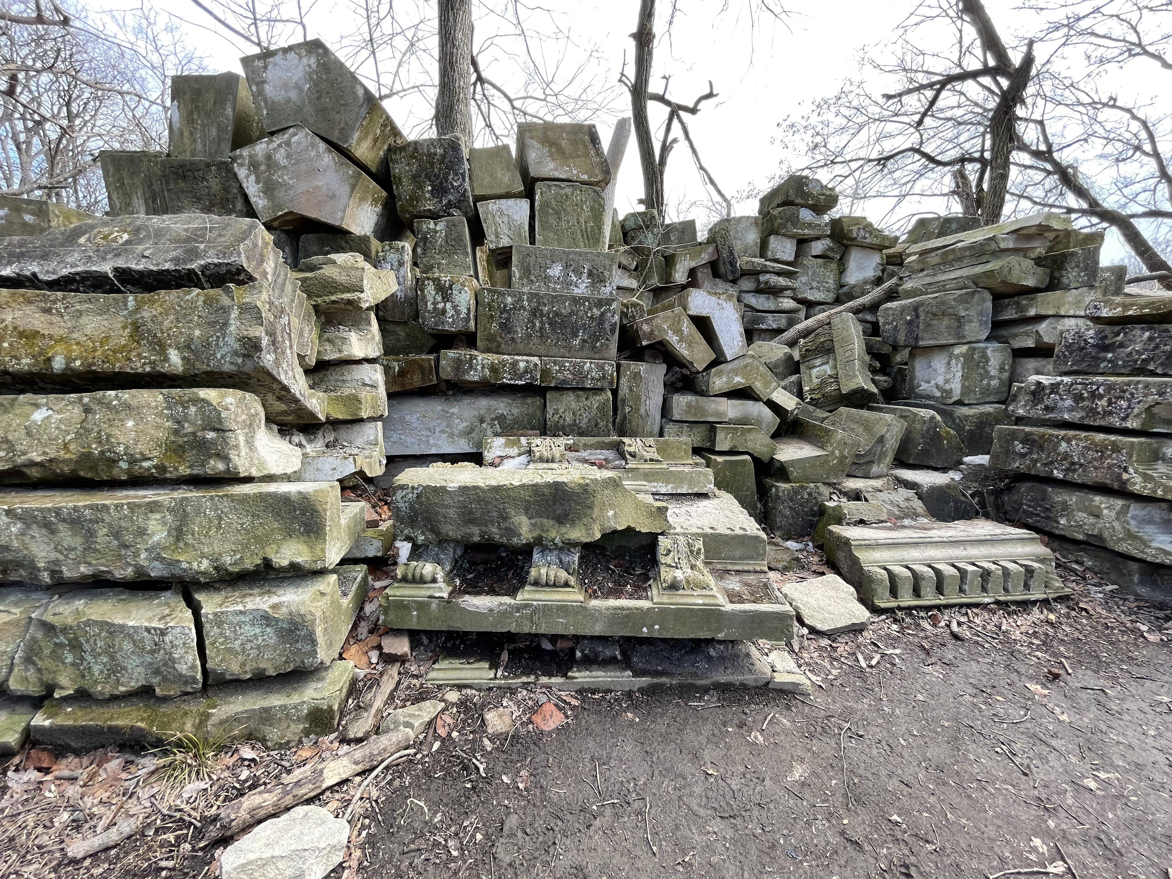 Ruins A